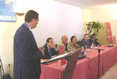 ÉXITO DE PARTICIPACION EN LAS III JORNADAS DEL MAR