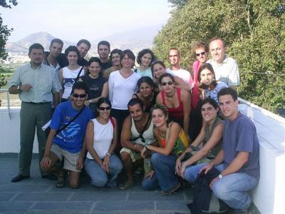 Homenaje a la profesora Amelia Ocaña en la Universidad de Granada
