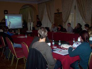 Obsemar, presente en el I Workshop de Cetáceos del Estrecho.