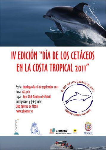 DOMINGO 18·SEPT· 2011: DÍA DE LOS CETÁCEOS 2011