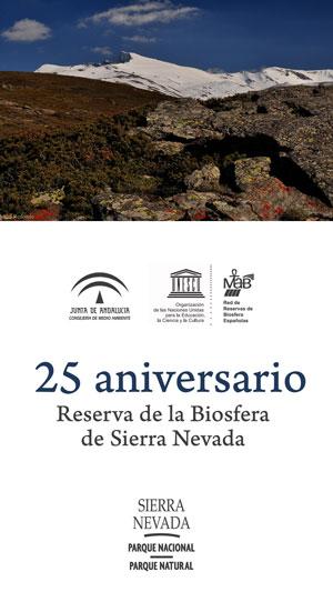 Sierra Nevada cumple 25 años como Reserva de la Biosfera