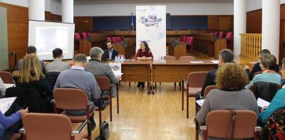 OBSEMAR participa en el la sesión de trabajo de  COASTING de la  FAMP
