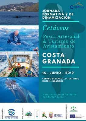 Cetacea·pes´19: Cetáceos, Pesca Artesanal  & Turismo de Avistamiento