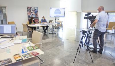 PRESENTACIÓN DE LOS TALLERES Y MATERIALES DIDACTICOS DEL PROYECTO CETACEOS DE OBSEMAR